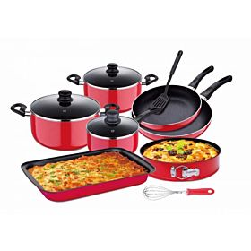 Royalford 12-Piece Cookware Set RF8429