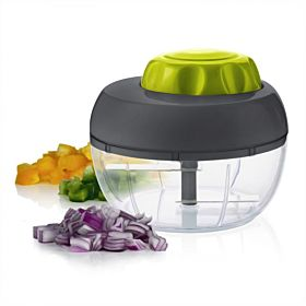 Royalford Mini Food Chopper - Clear