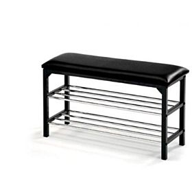 Royalford Shoe Rack Storage & Hallway Bench