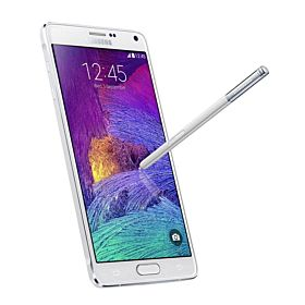 Samsung Galaxy Note 4,32 GB,N910, 4G LTE, Frosted White -