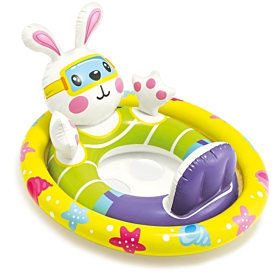 Intex see me sit pool rider bunny -  59570