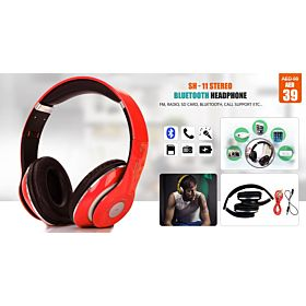 SH - 11 STEREO Bluetooth Headphone