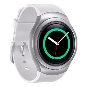 Samsung Gear S2 Smart Watch - White, SM-R7200ZWAX