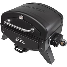 Smoke Hollow Vector Series, Portable Table Gas Grill with Warming Rack,  VT280B1