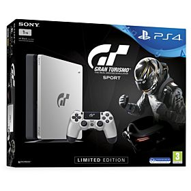 Sony PlayStation 4 1TB with Gran Turismo Sport - Limited Edition Bundle