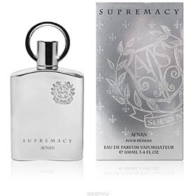 Supremacy Pour Homme by Afnan for Men - Eau de Parfum, 100ml