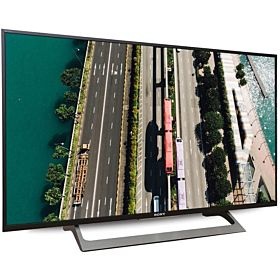 Sony 43 Inch 4K Ultra HD HDR LED Android TV Black - KD-43X8000E