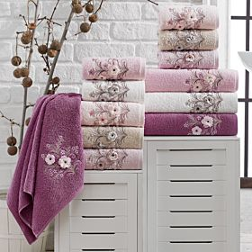 6 PCS FRENCH TOWELS