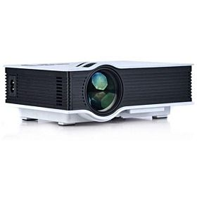Unic Mini LED Projector Home Cinema - UC40+