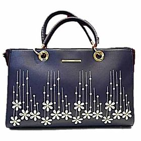Susen Bag For Women,Navy - Tote Bags
