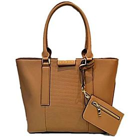 Stylish & spacious Susen handbag with small purse
