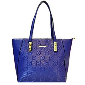 Susen Bag For Women,Bright Blue - Tote Bags