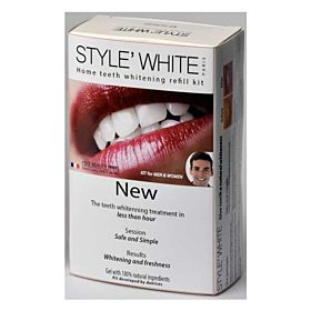 Home Teeth Whitening Gel Refill STYLE' WHITE