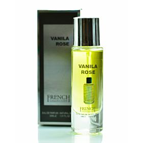 FRENCH COLLECTION VANILLA ROSE WOMEN EDP 30ML