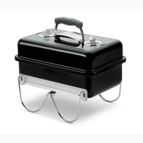 Weber BBQ Charcoal Go-Anywhere, Black
