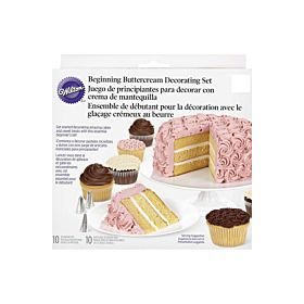 Wilton 20-Piece Buttercream Decorating Set WT-2104-1367