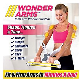 Wonder Arms Resistance Arm Band System