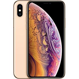 Apple iPhone Xs Without FaceTime - 256GB, 4G LTE, Gold