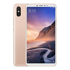 Xiaomi Mi Max 3 6.9 Inch 4GB 64GB Smartphone Gold Chinese version