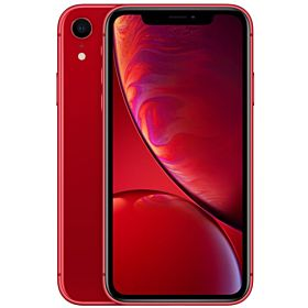 Apple iPhone XR without Face Time - 64GB, 4G LTE, (PRODUCT)Red