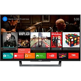 Sony 43 Inch 4K Ultra HD Android TV - KD-43X8000D
