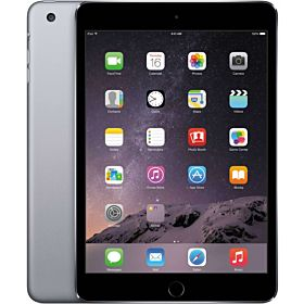 Apple iPad Mini 4 with Facetime Tablet - 7.9 Inch, 128GB, WiFi, Grey