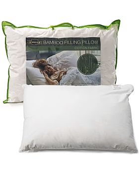 Pillow Bamboo Filling  Cotton Frabic