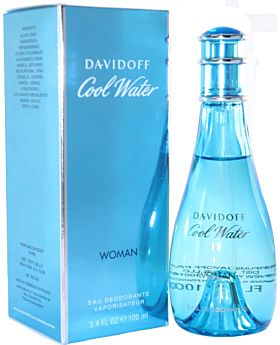 COOL WATER WOMEN EDT 100ML