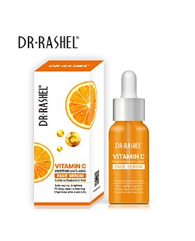 DR.RASHEL Brightening Anti Aging Firming Hyaluronic Acid Makeup Primer Vitamin C Serum For Face