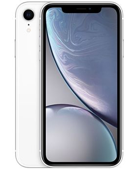 Apple iPhone XR without Face Time - 64GB, 4G LTE, White