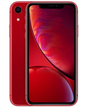 Apple iPhone XR without Face Time - 128GB, 4G LTE, (PRODUCT)Red