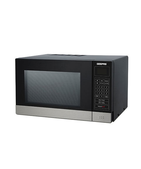 Convection Microwave Oven With Grill 25l Gmo2706cb Black Souqikkaz