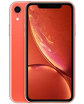 Apple iPhone XR without Face Time - 256GB, 4G LTE, Coral