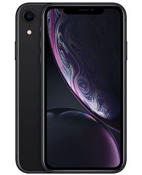 Apple iPhone XR without Face Time - 256GB, 4G LTE, Black