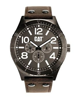 CAT Men's Stainless Steel Fashion Wrist Watch A114911131