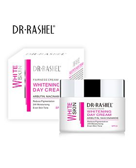 DR.RASHEL Arbutin Niacinamide Reduce Pigmentation Moisturizing Day Cream Skin Whitening Cream Day Cream