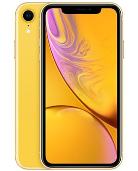 Apple iPhone XR without Face Time - 64GB, 4G LTE, Yellow