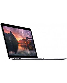 Apple Macbook Pro With Retina Display - Intel Core i7, 2.2Ghz Quad Core, 15 Inch, 256GB HDD, 16GB, Silver, En Keyboard, Early 2015 - MJLQ2