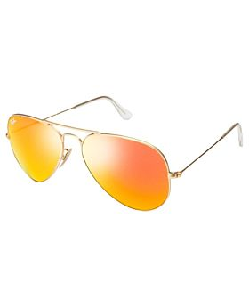 Ray-Ban Aviator Frame Unisex Sunglasses