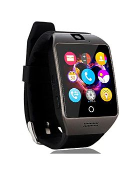 Smart watch G-Tab with Sim card and Bluetooth,Black