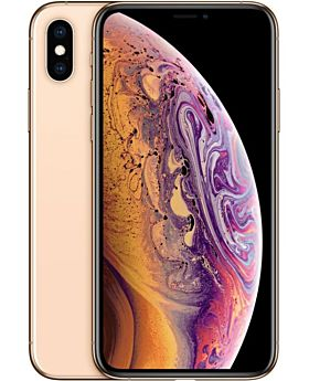 Apple iPhone Xs Without FaceTime - 64GB, 4G LTE, Gold
